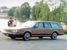Ver foto 2 de Buick Century Estate Wagon 1982