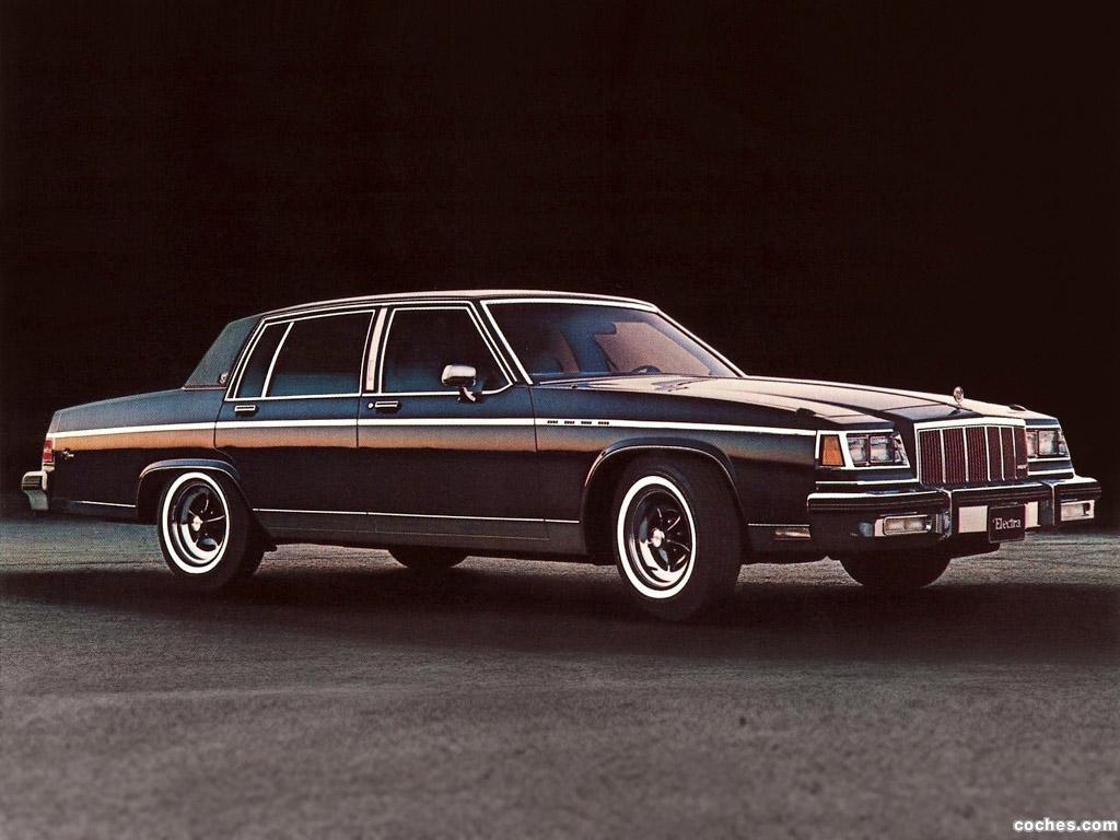 Foto 0 de Buick Electra 1980