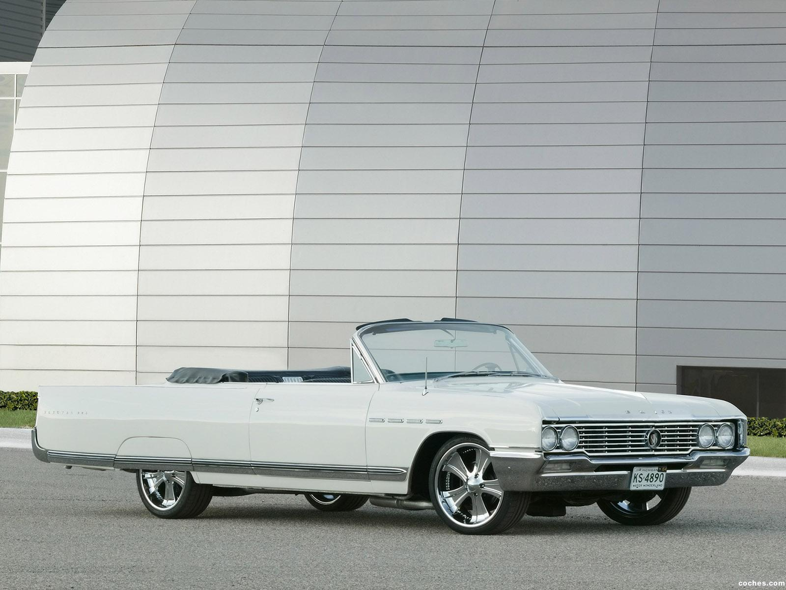 Foto 0 de Buick Electra 225 Convertible Custom 1964