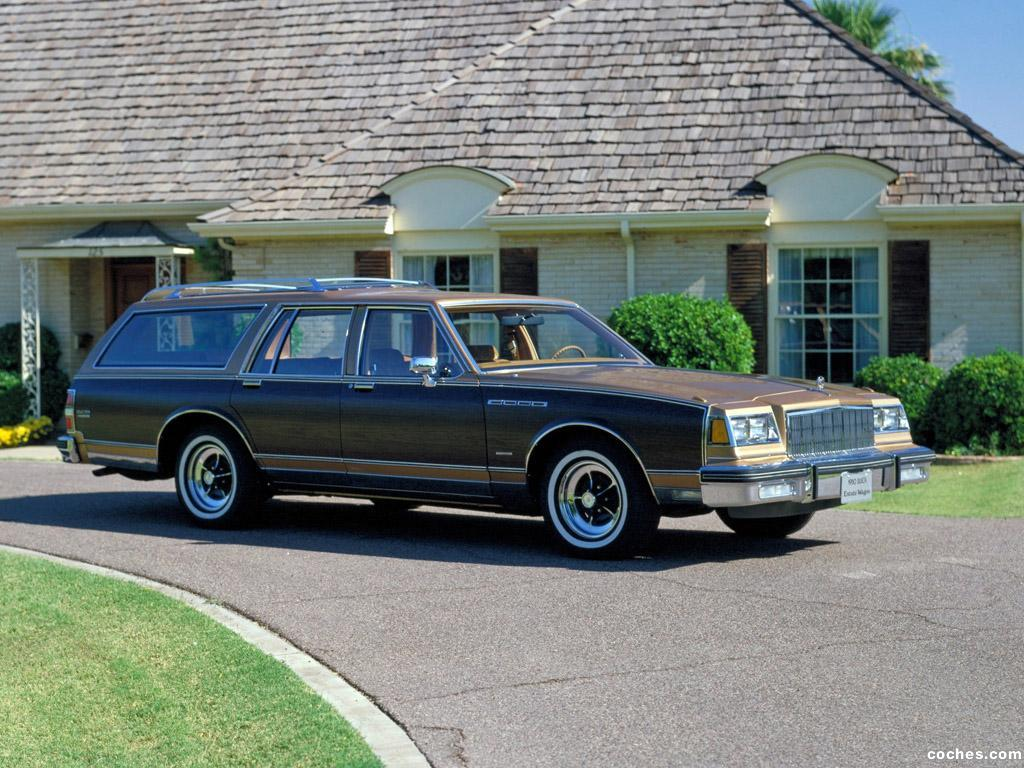 Foto 0 de Buick Electra Estate Wagon 1980
