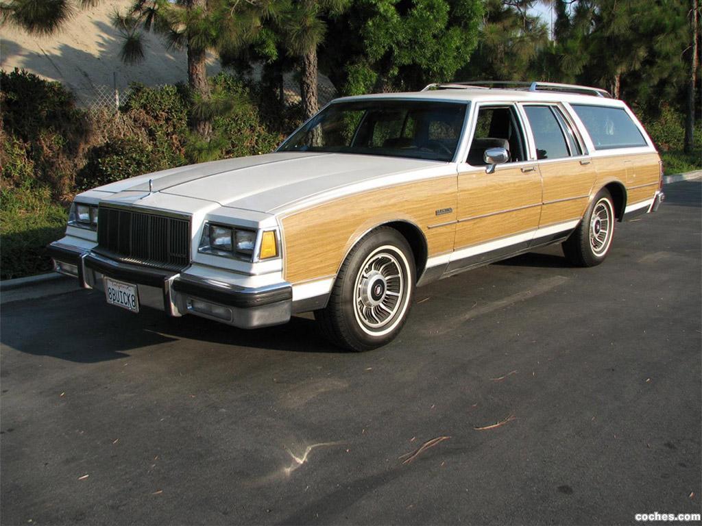 Foto 0 de Buick Electra Estate Wagon 1988