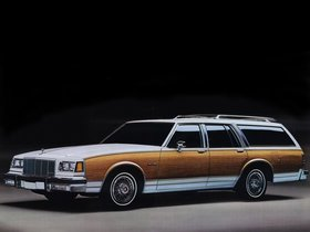 Ver foto 3 de Buick Electra Estate Wagon 1988