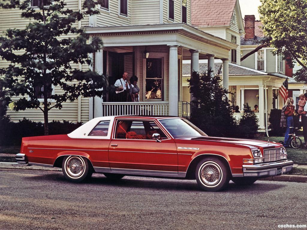 Foto 0 de Buick Electra Hardtop Coupe Limited 1977