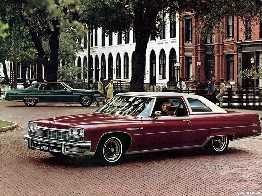Foto 0 de Buick Electra Landau Coupe 1975