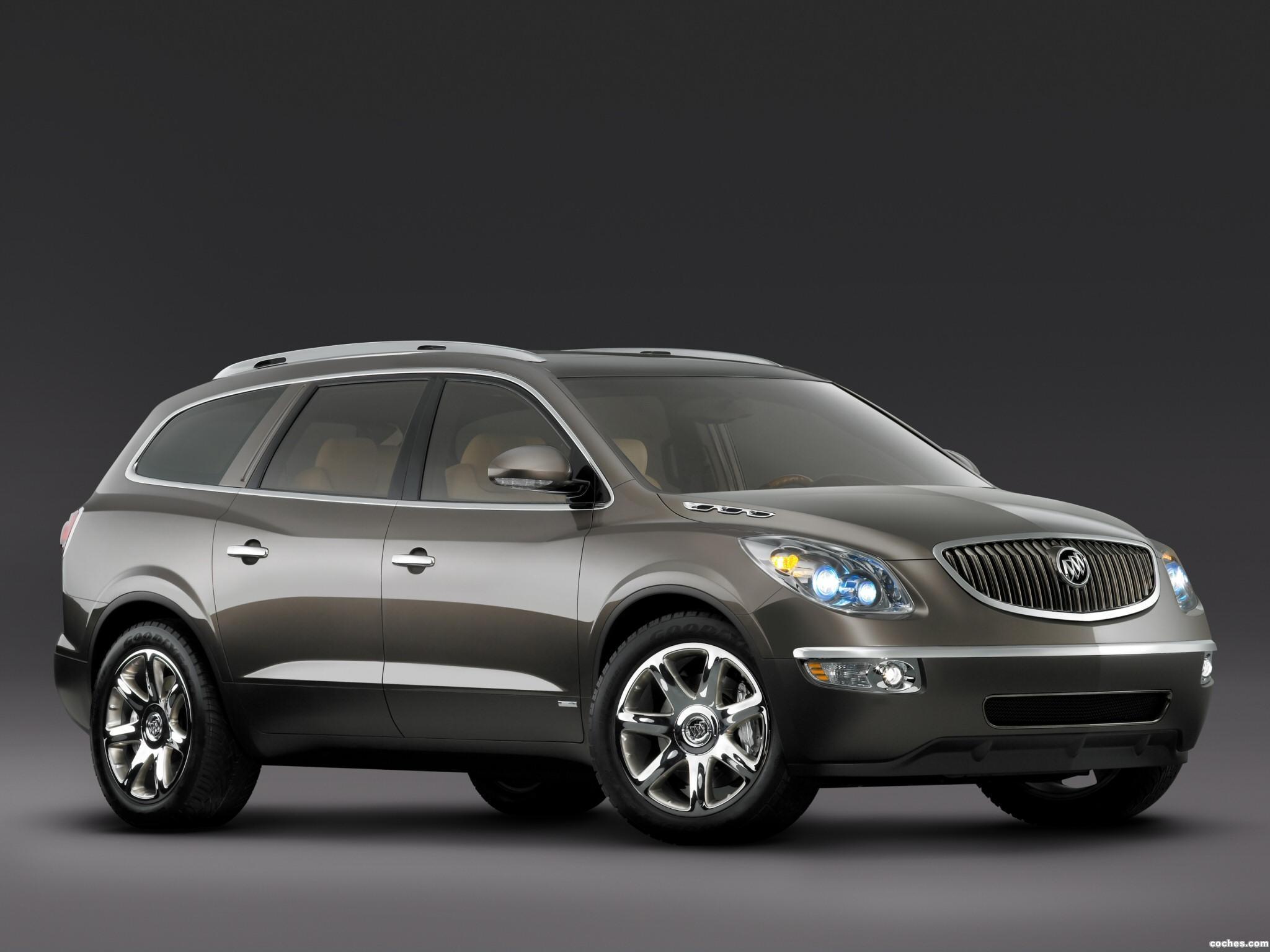 Foto 0 de Buick Enclave Concept 2006