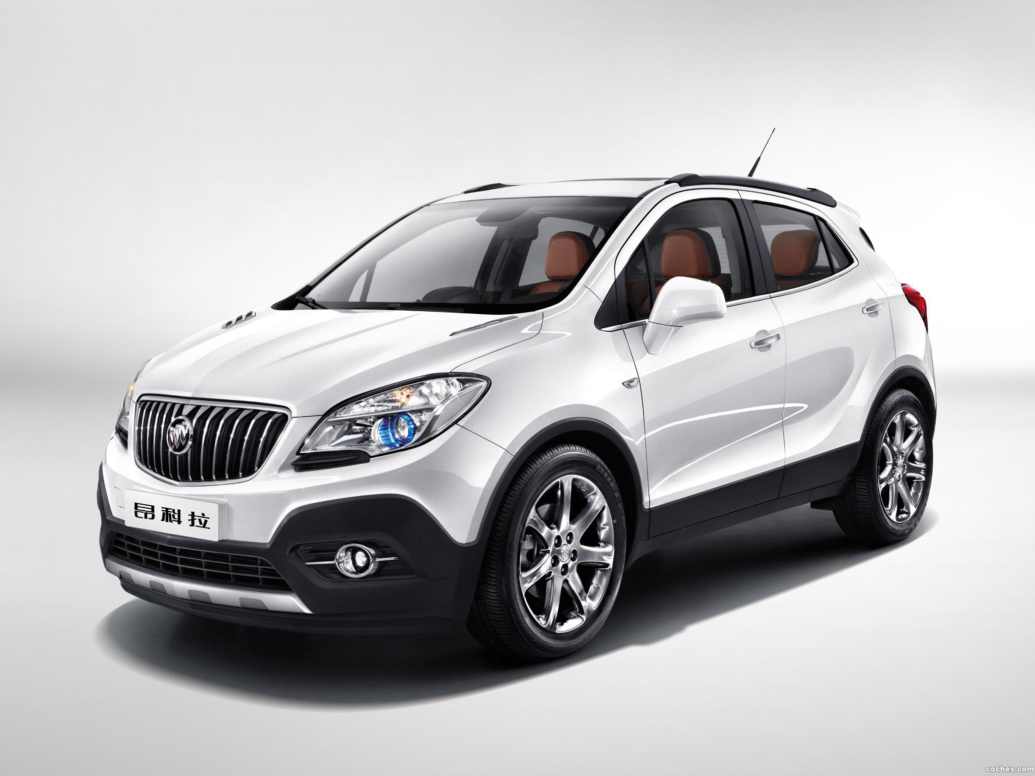 Foto 0 de Buick Encore China 2013