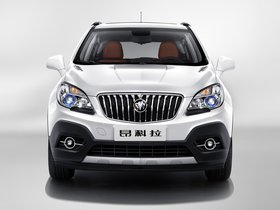 Ver foto 5 de Buick Encore China 2013