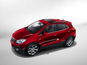 Ver foto 2 de Buick Encore China 2013