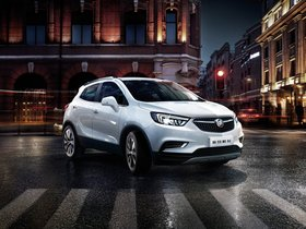 Ver foto 24 de Buick Encore China 2016