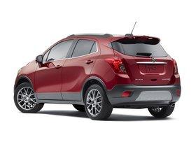 Ver foto 2 de Buick Encore Sport Touring 2015