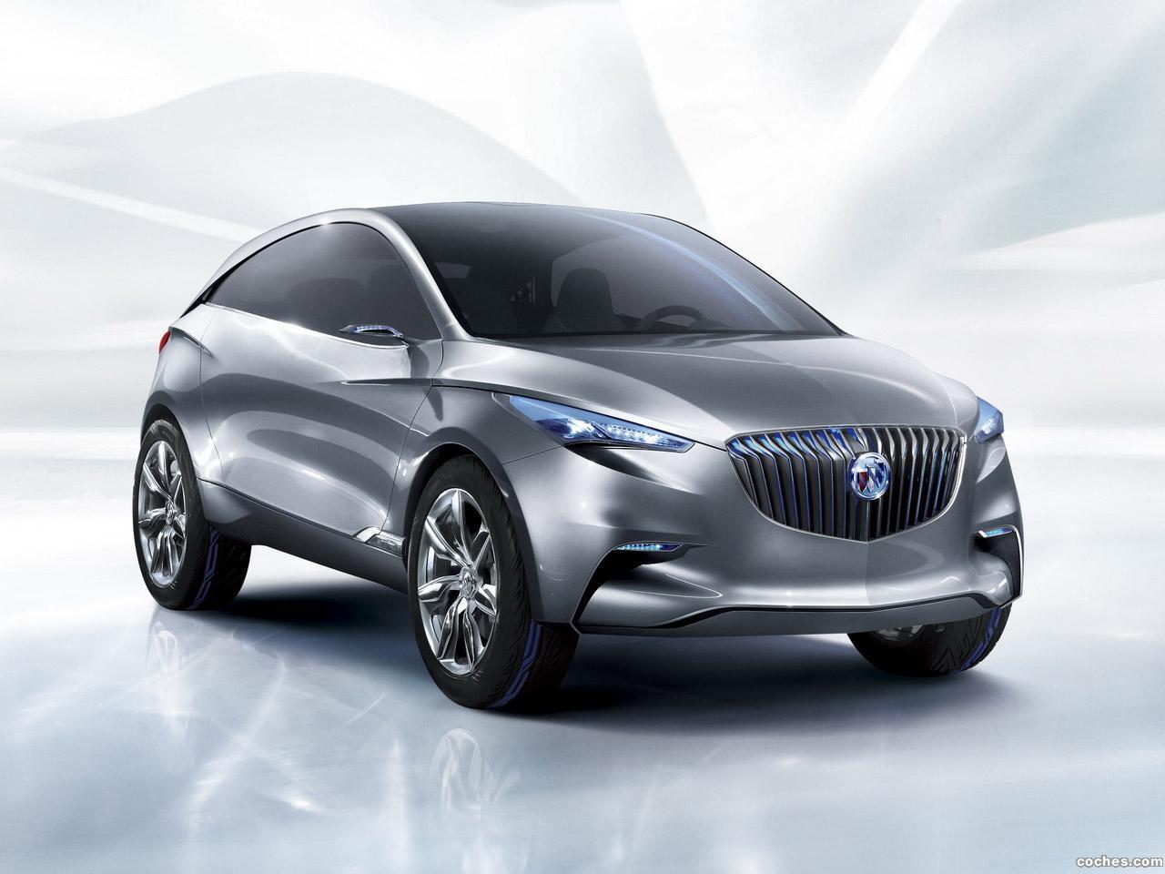 Foto 0 de Buick Envision SUV Concept 2011