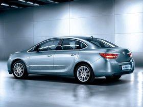 Ver foto 4 de Buick Excelle GT 2010