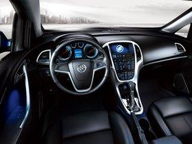 Ver foto 5 de Buick Excelle XT Coupe 2010
