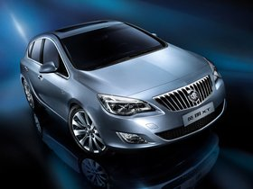 Ver foto 2 de Buick Excelle XT Coupe 2010
