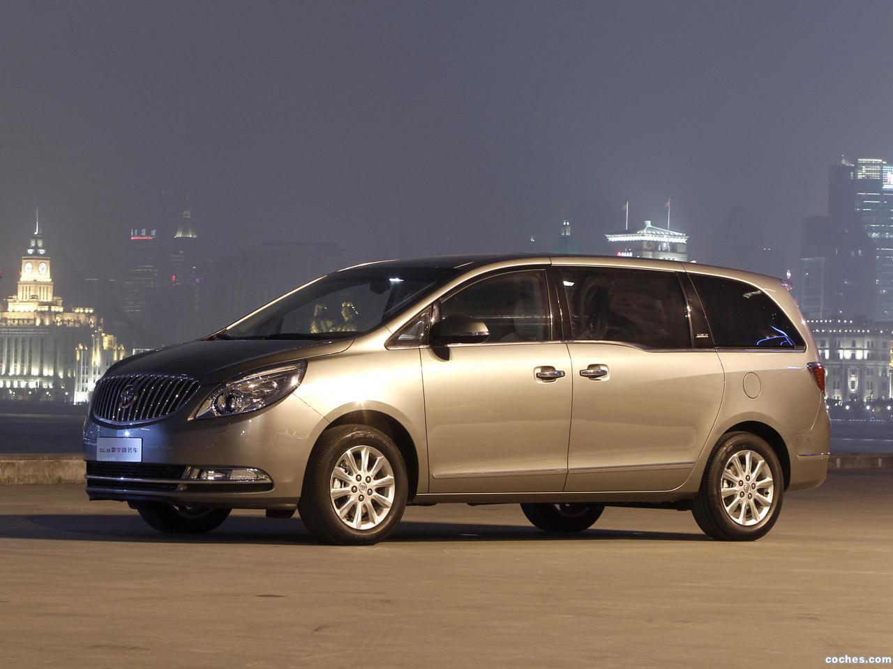 Foto 1 de Buick GL8 2011