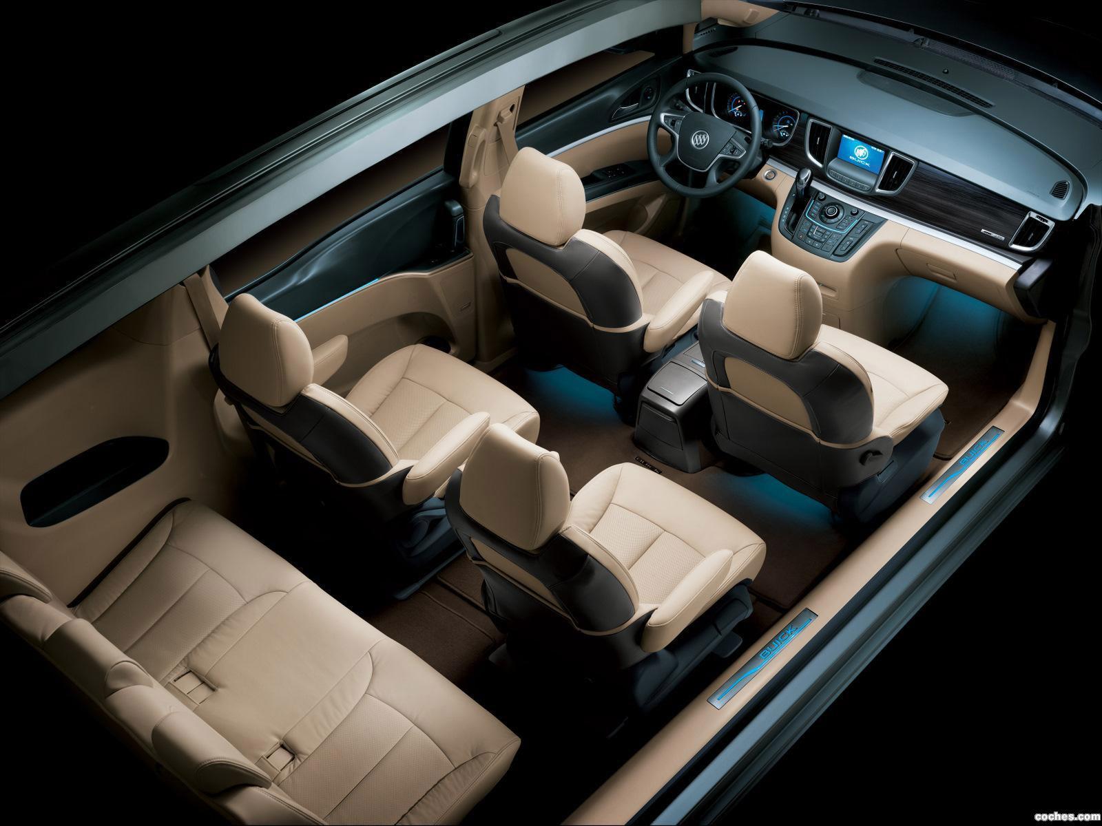 Foto 11 de Buick GL8 2011