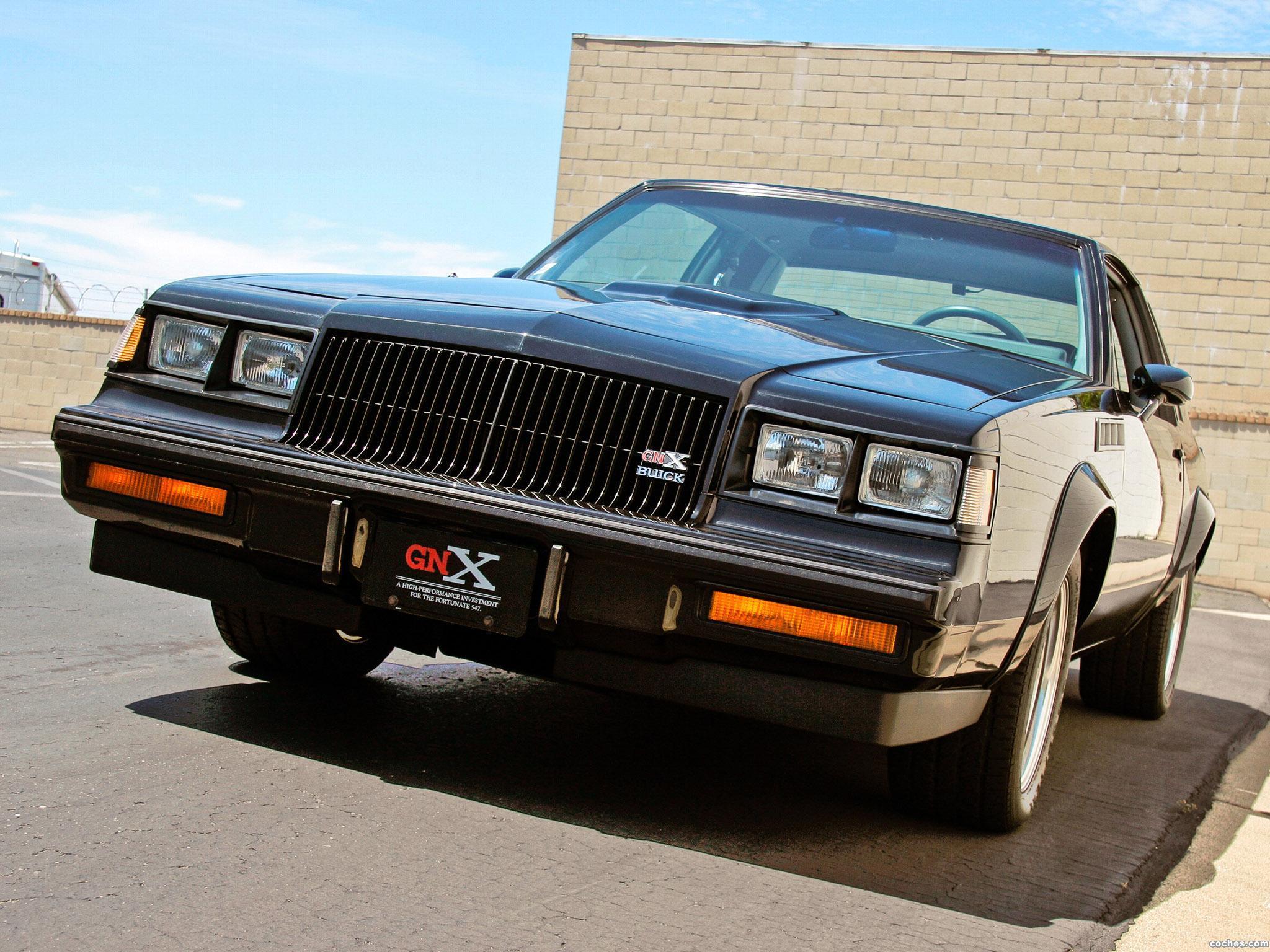 Foto 0 de Buick GNX 1987