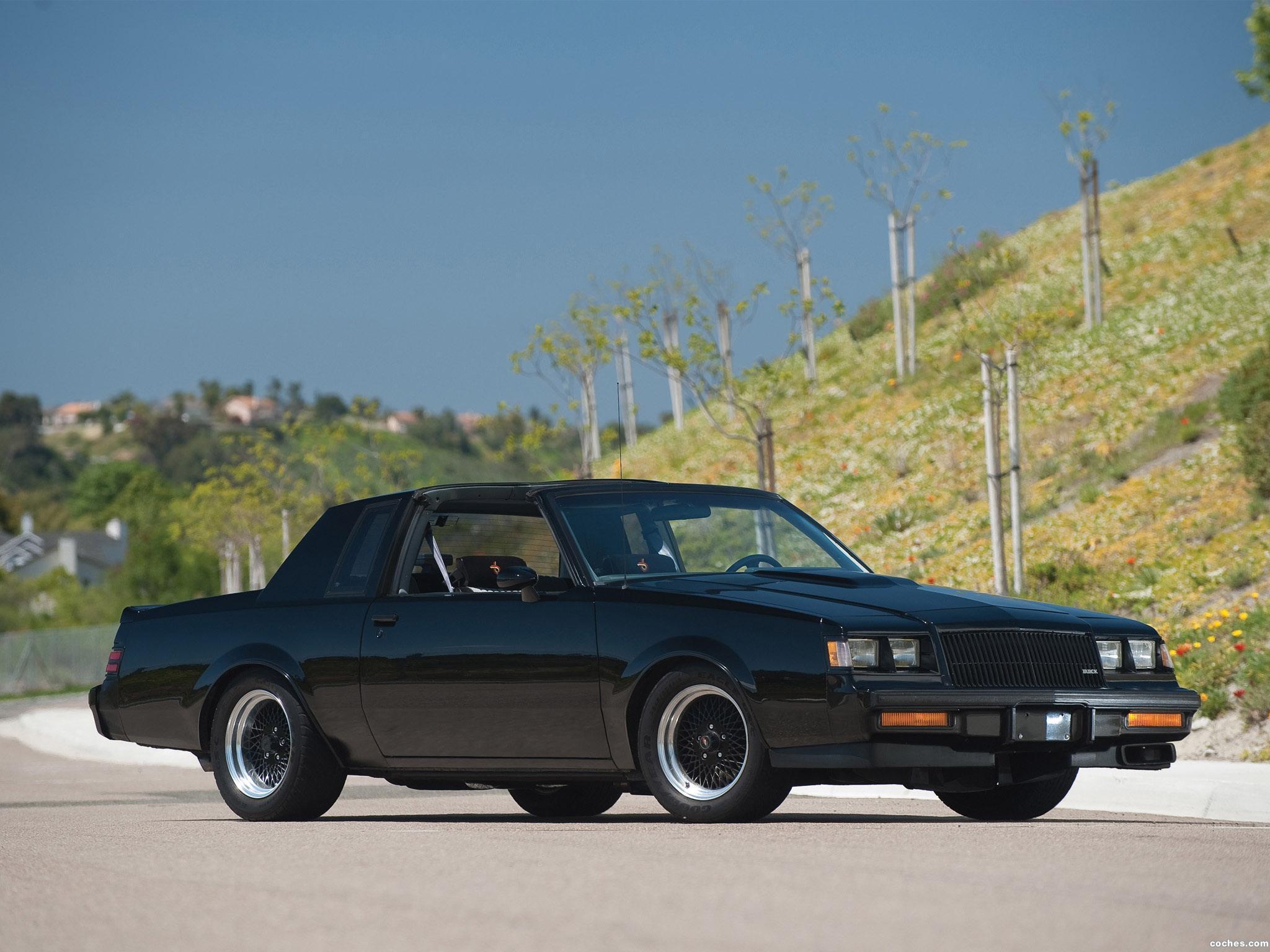 Foto 0 de Buick Grand National 1982