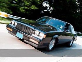 Ver foto 7 de Buick Grand National 1982