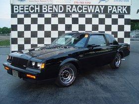 Ver foto 5 de Buick Grand National 1982