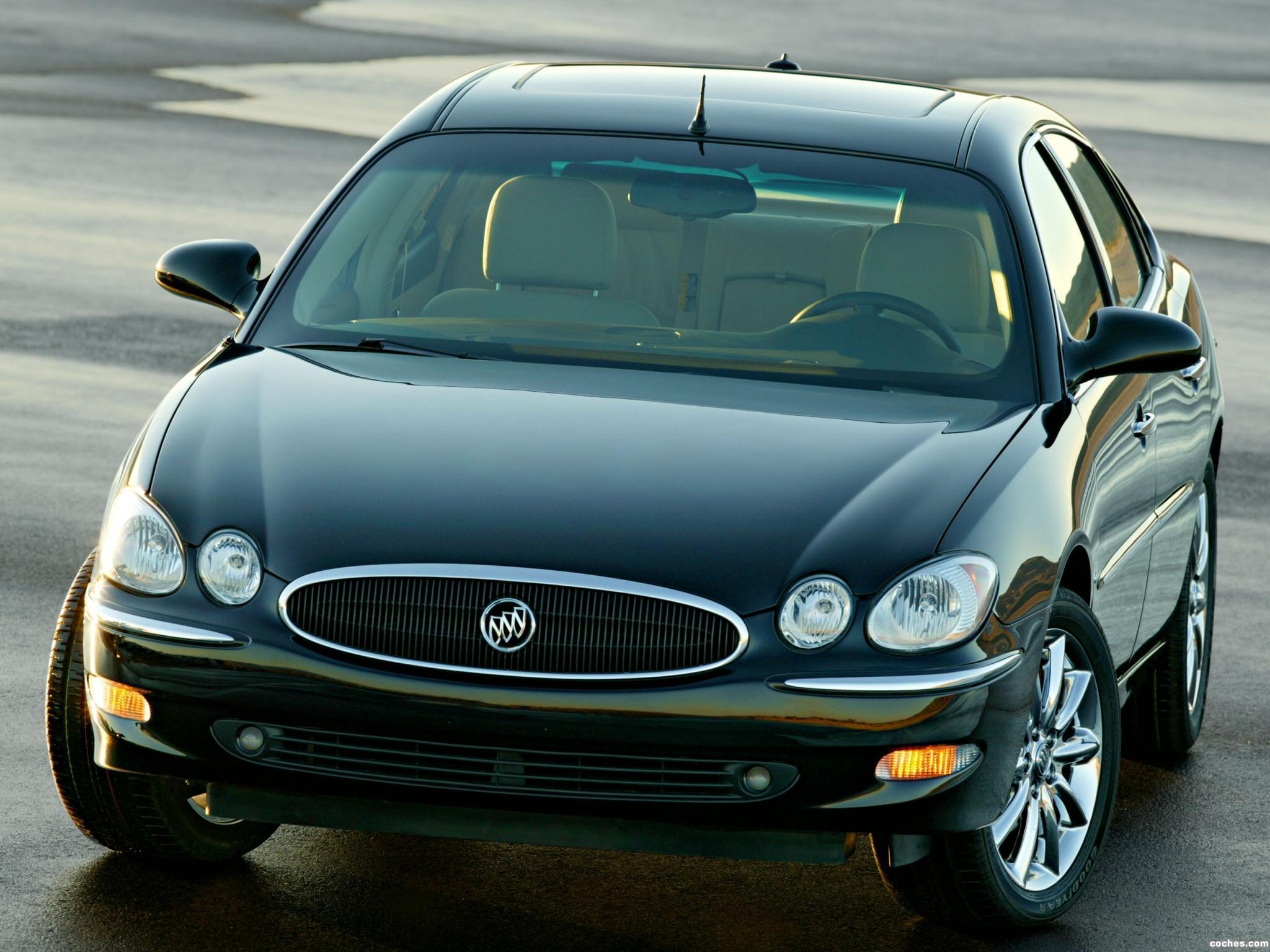 Foto 3 de Buick LaCrosse CXS 2004