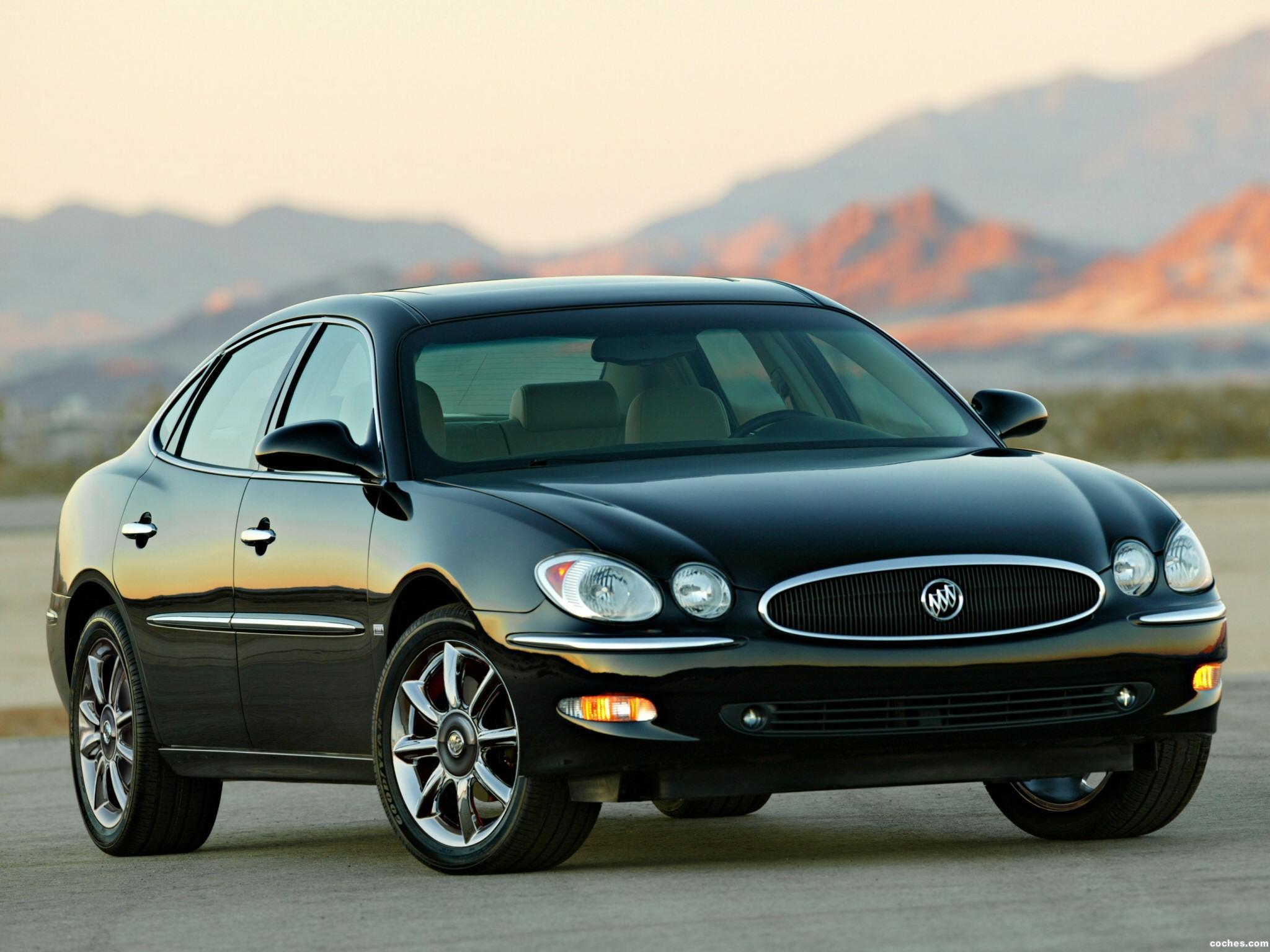 Foto 2 de Buick LaCrosse CXS 2004
