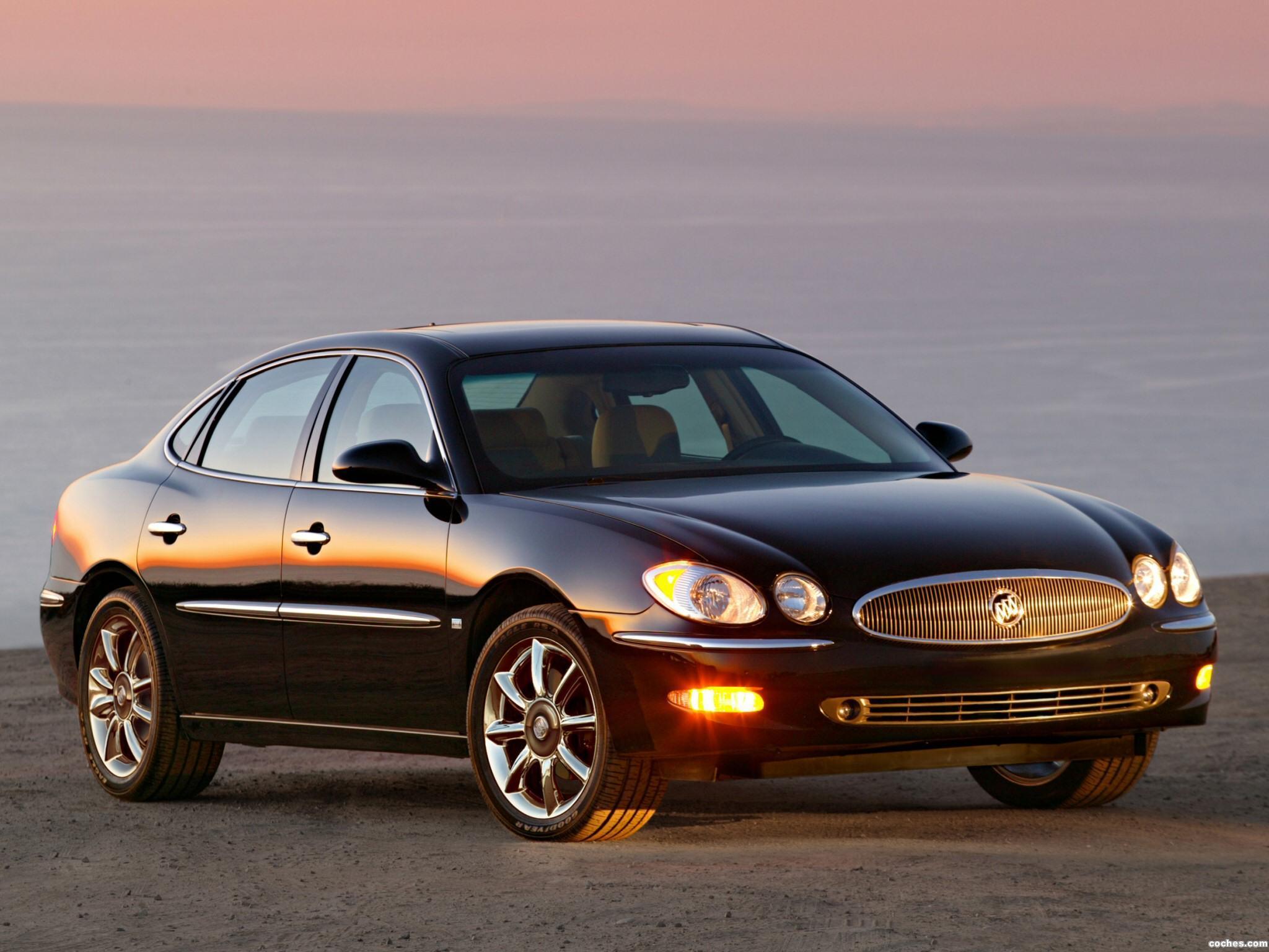 Foto 1 de Buick LaCrosse CXS 2004
