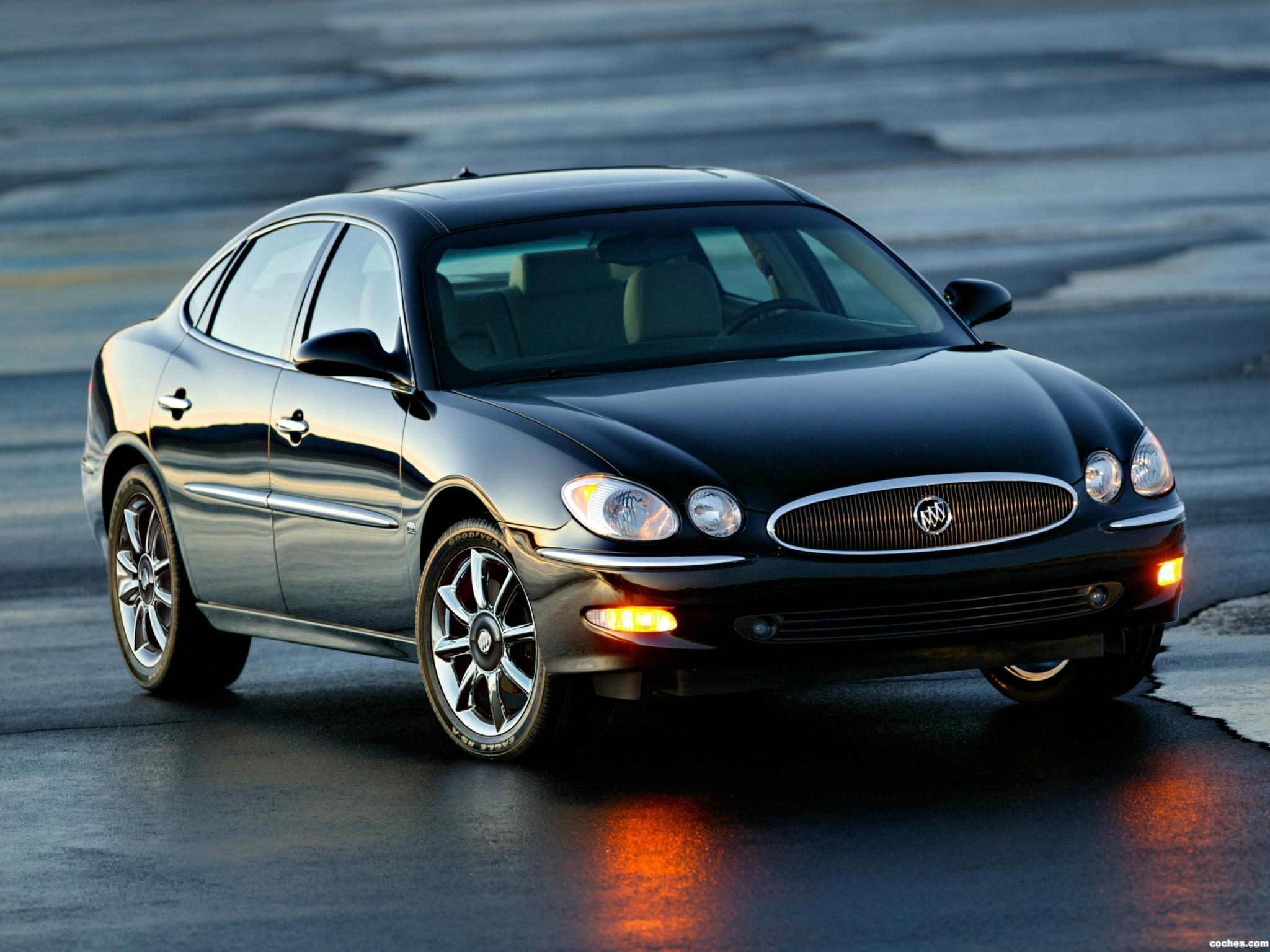 Foto 0 de Buick LaCrosse CXS 2004