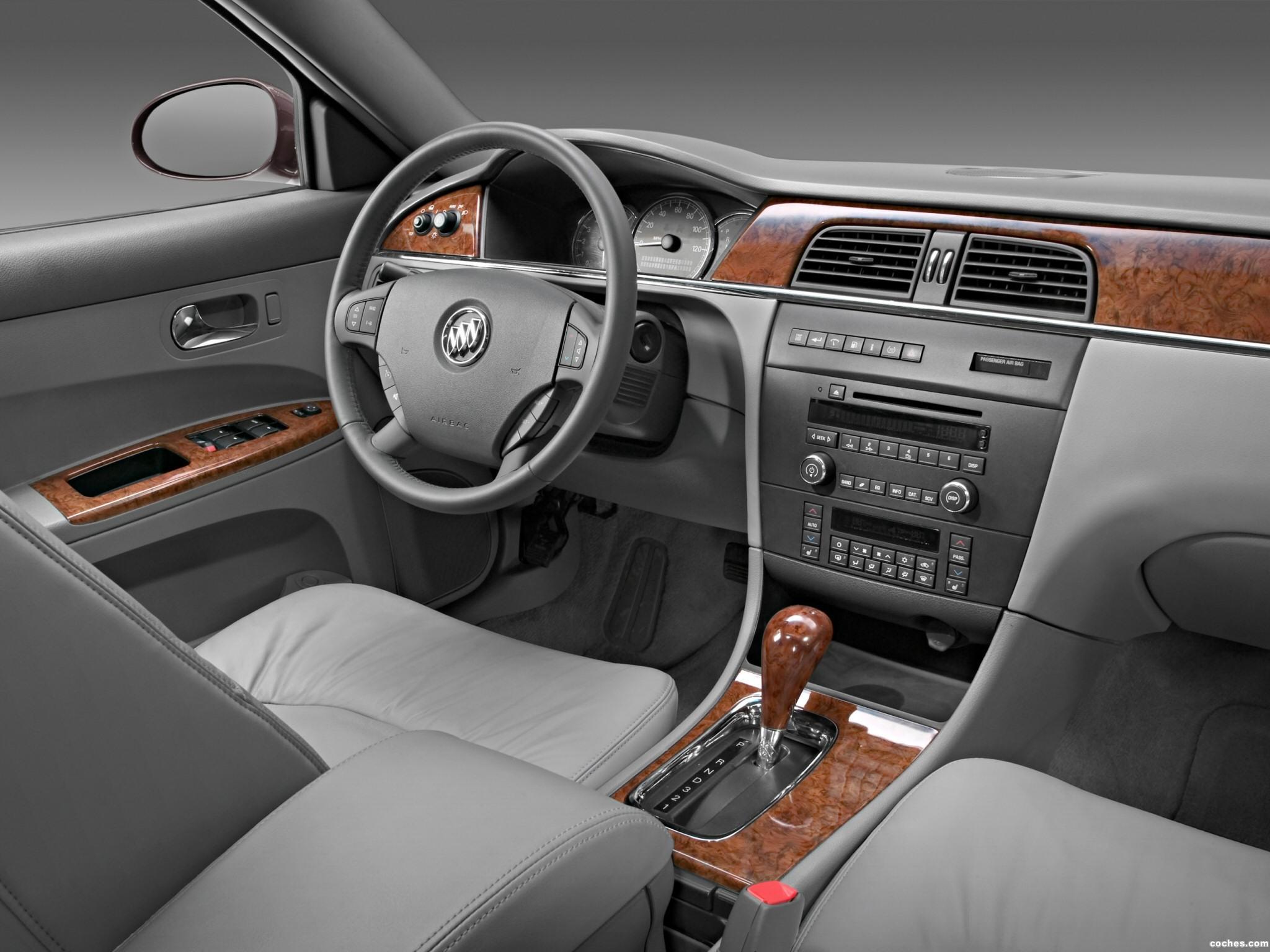 Foto 11 de Buick LaCrosse CXS 2004