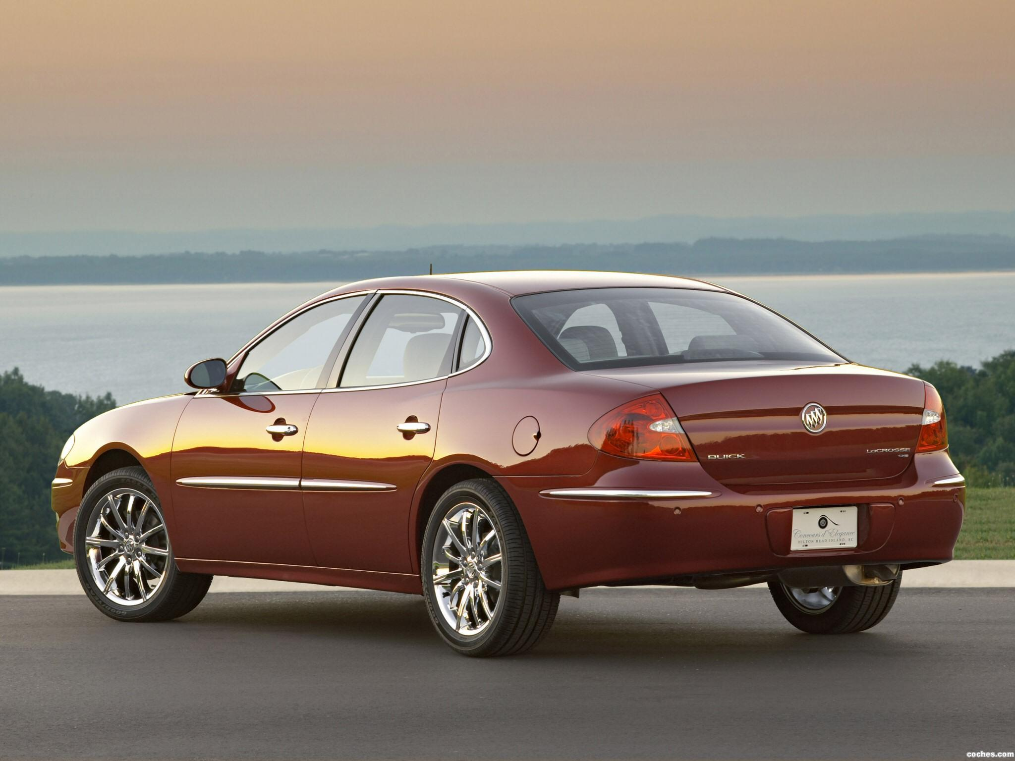 Foto 10 de Buick LaCrosse CXS 2004