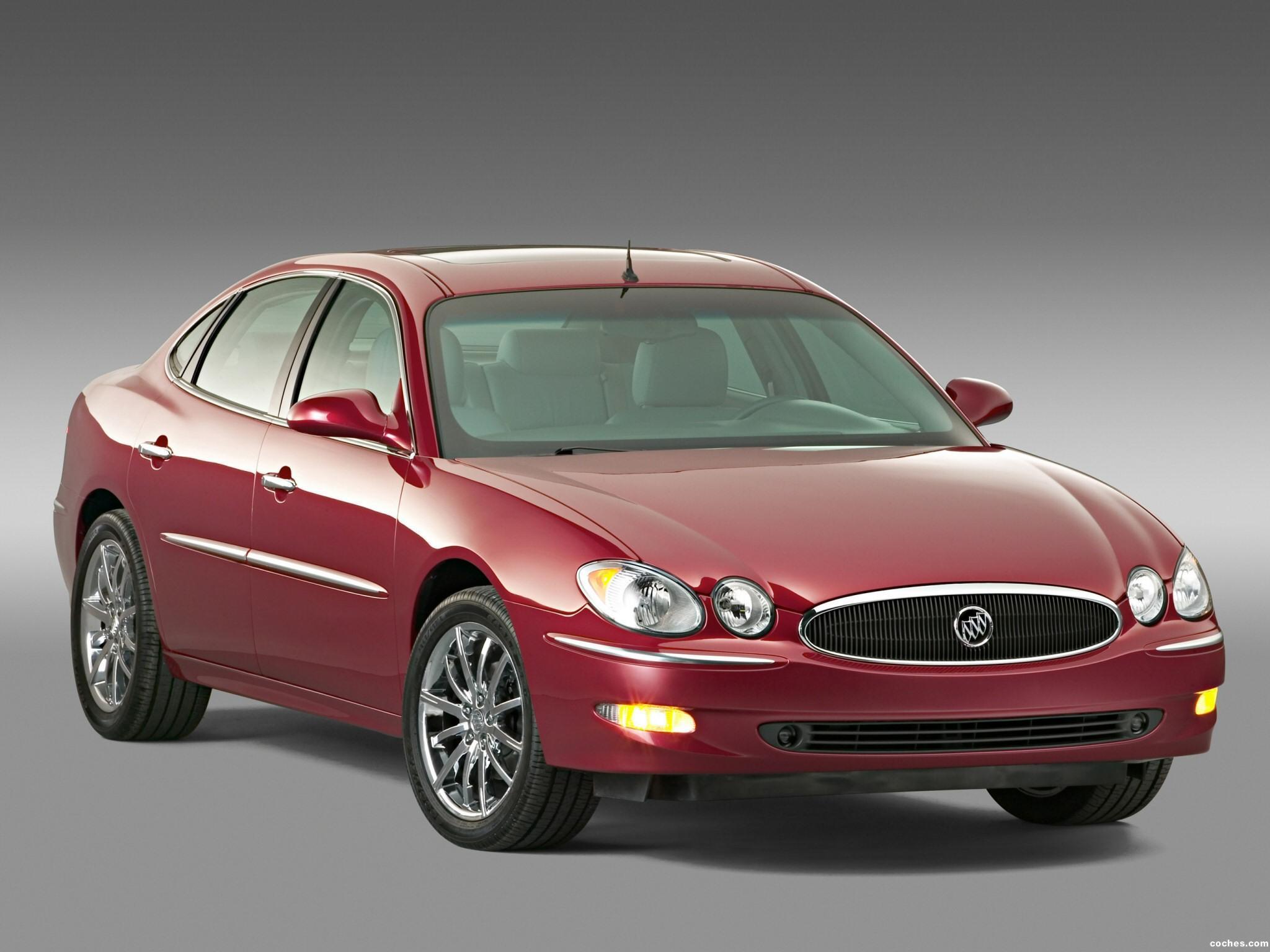 Foto 9 de Buick LaCrosse CXS 2004