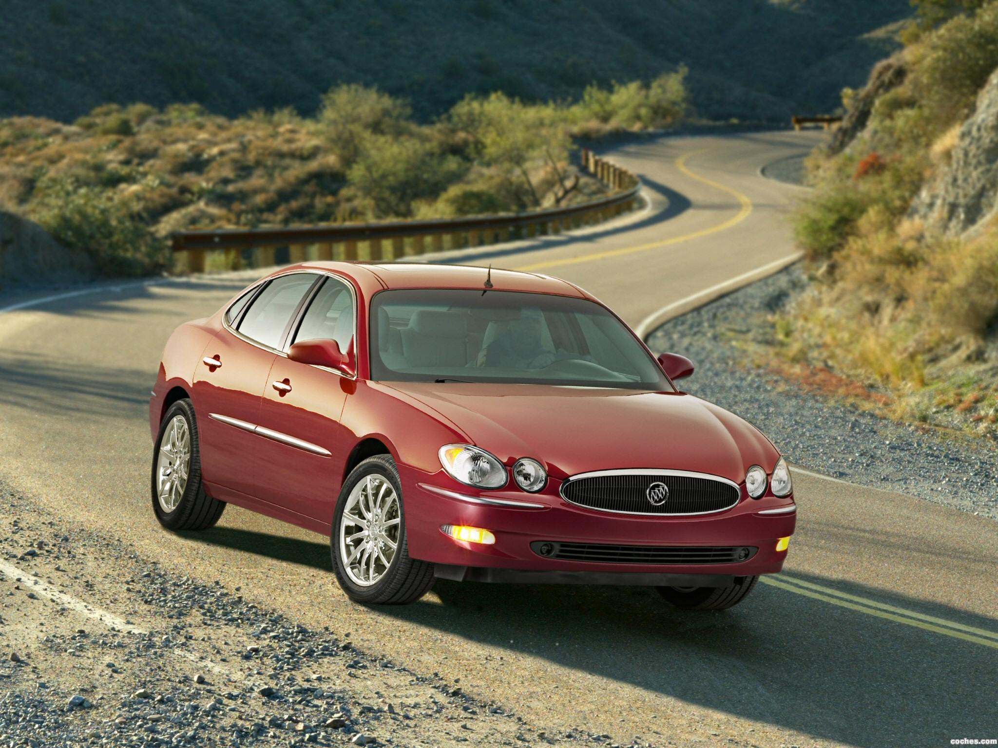 Foto 8 de Buick LaCrosse CXS 2004