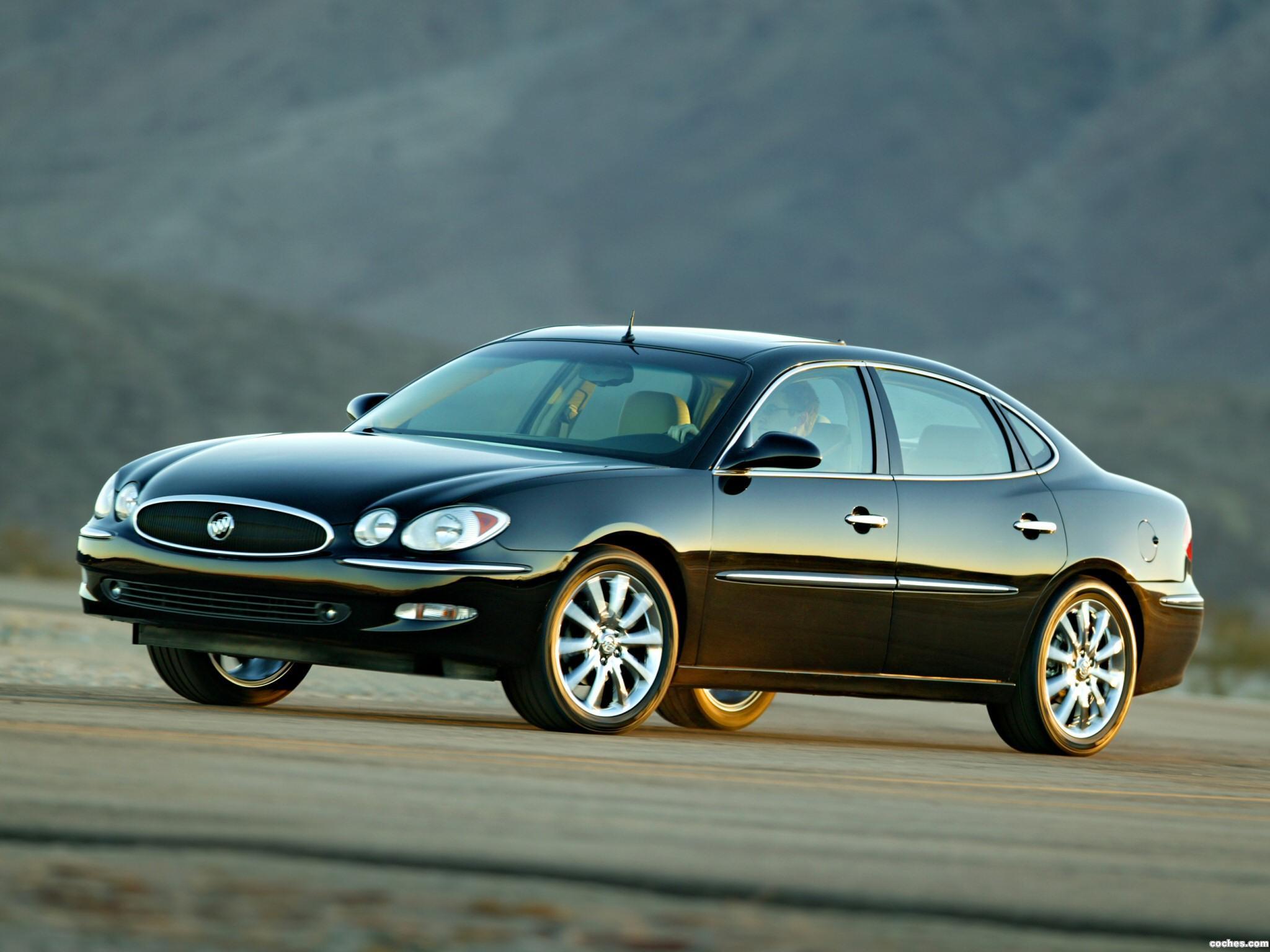 Foto 7 de Buick LaCrosse CXS 2004
