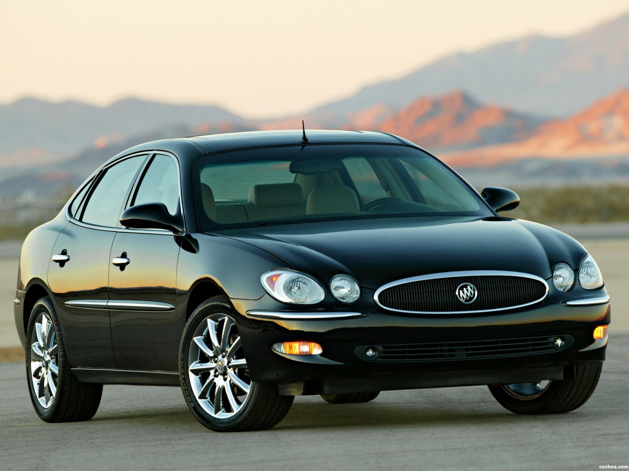Foto 6 de Buick LaCrosse CXS 2004