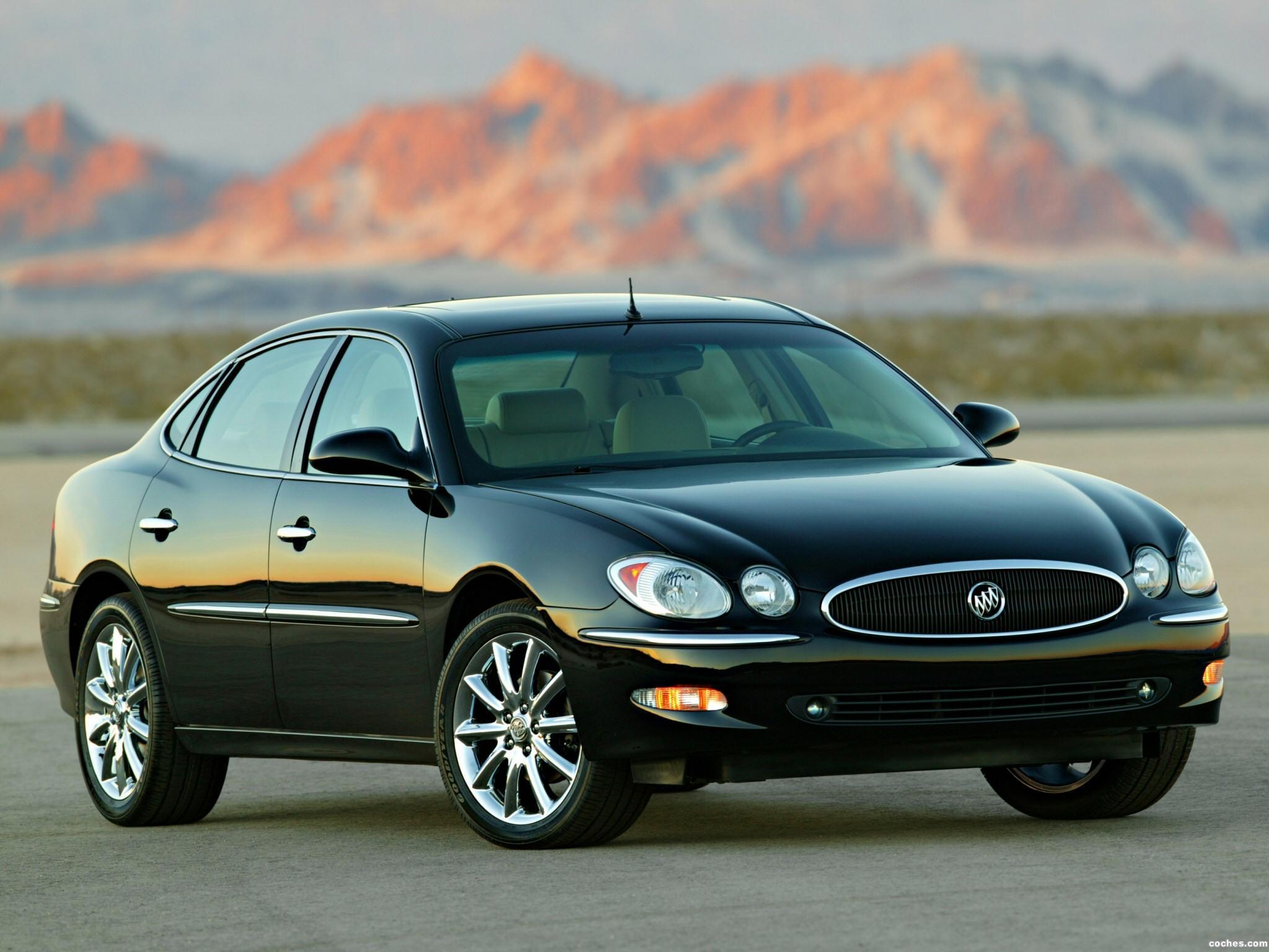 Foto 5 de Buick LaCrosse CXS 2004