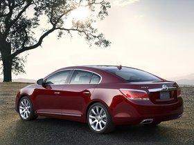Ver foto 4 de Buick LaCrosse CXS 2009