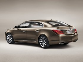 Ver foto 4 de Buick LaCrosse China 2013