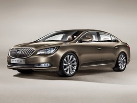 Fotos de Buick LaCrosse China 2013