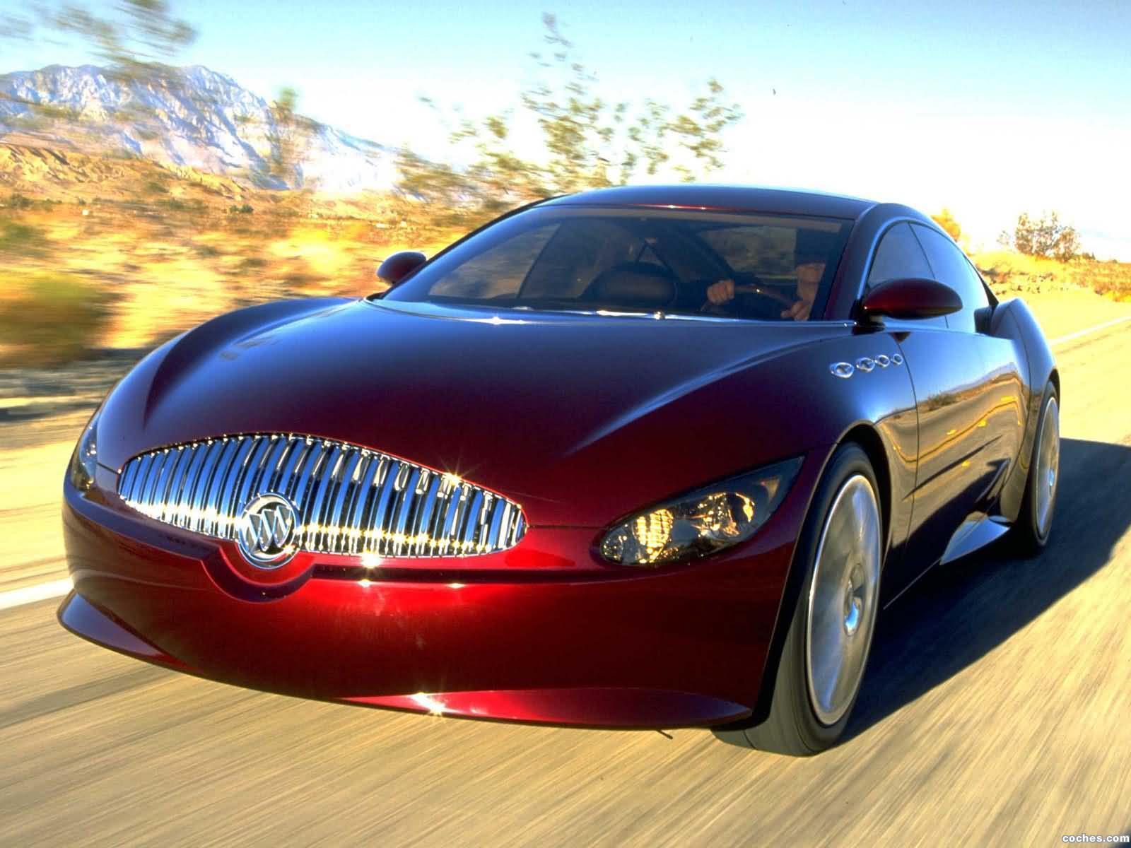 Foto 0 de Buick LaCrosse Concept 2000