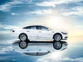 Ver foto 2 de Buick LaCrosse HEV China 2016