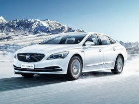 Fotos de Buick LaCrosse HEV China 2016
