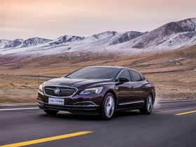 Fotos de Buick Lacrosse China 2016