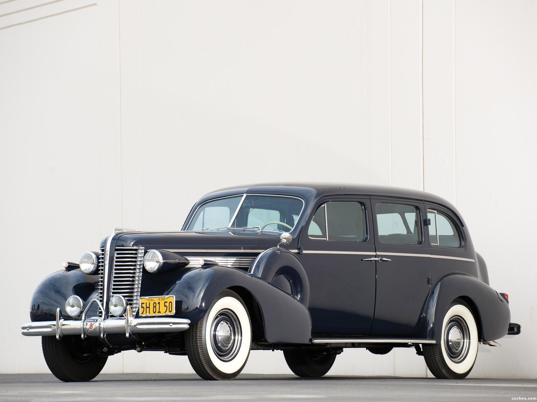 Foto 0 de Buick Limited Limousine 90L 1938