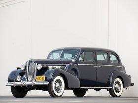 Ver foto 1 de Buick Limited Limousine 90L 1938