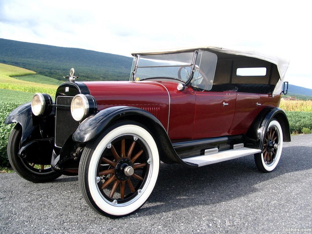 Foto 0 de Buick Model 45 1921