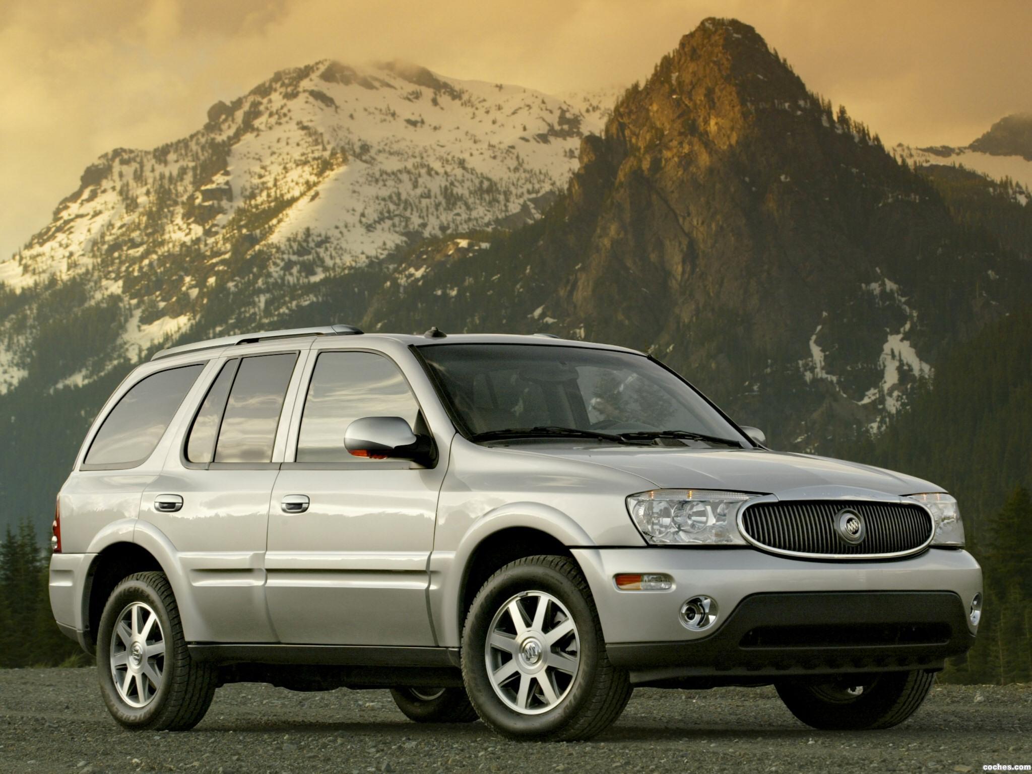 Foto 0 de Buick Rainier CXL 2004