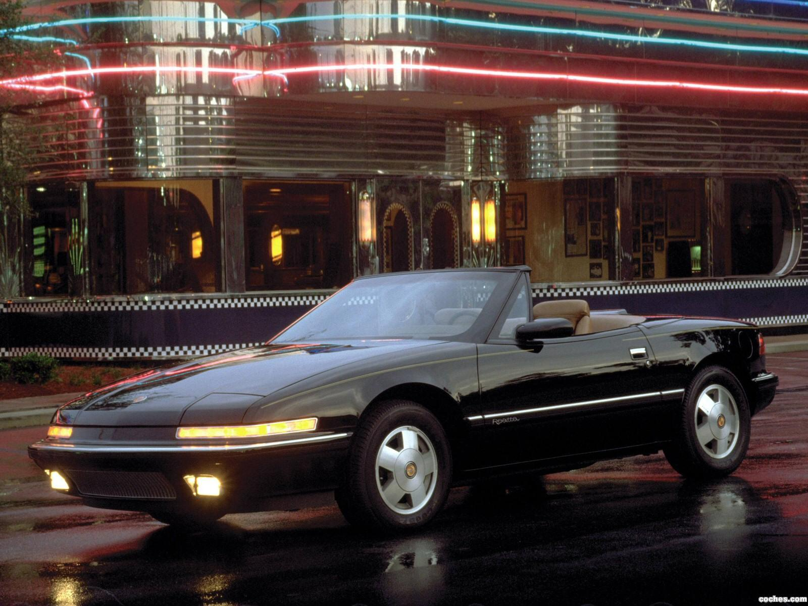 Foto 0 de Buick Reatta 1988