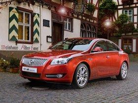 Fotos de Buick Regal 2009
