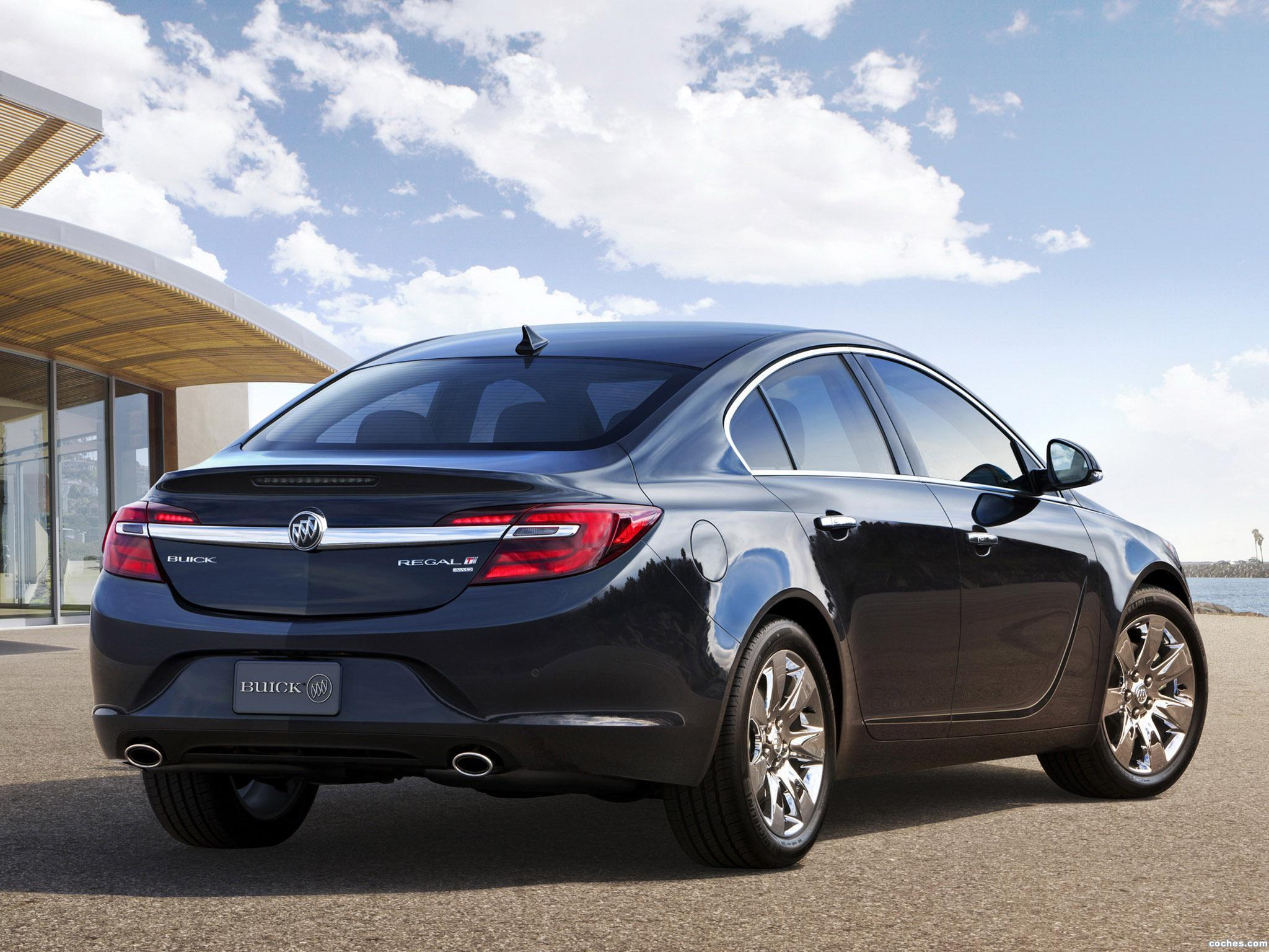 Foto 1 de Buick Regal 2013