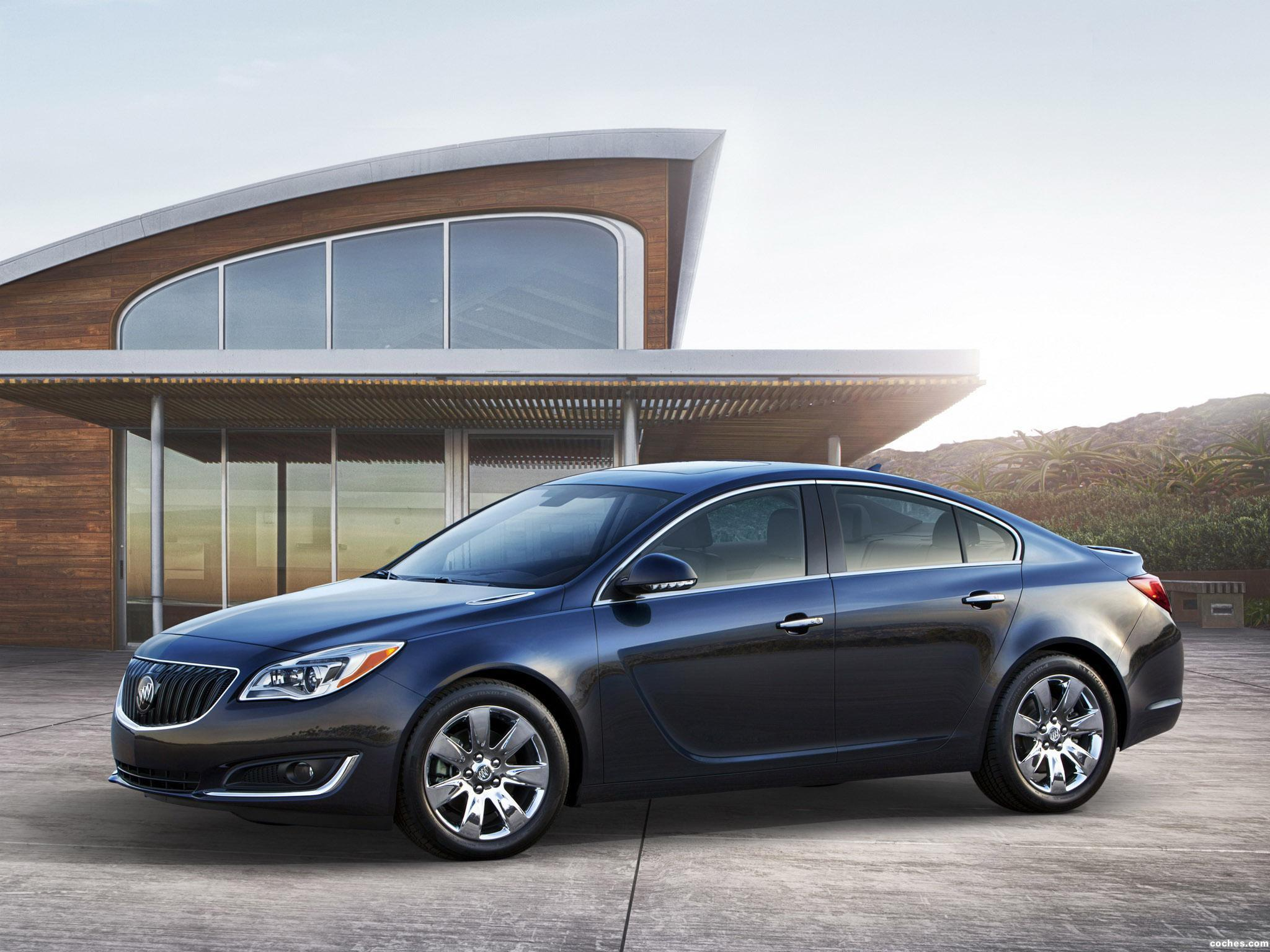 Foto 0 de Buick Regal 2013